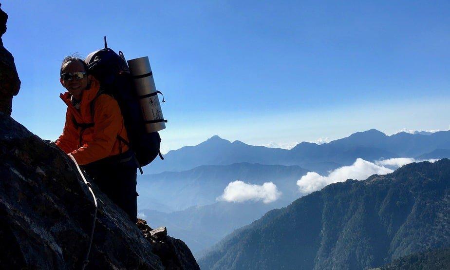 The Holy Ridge Trail | Snow Mountain Summit, Taiwan