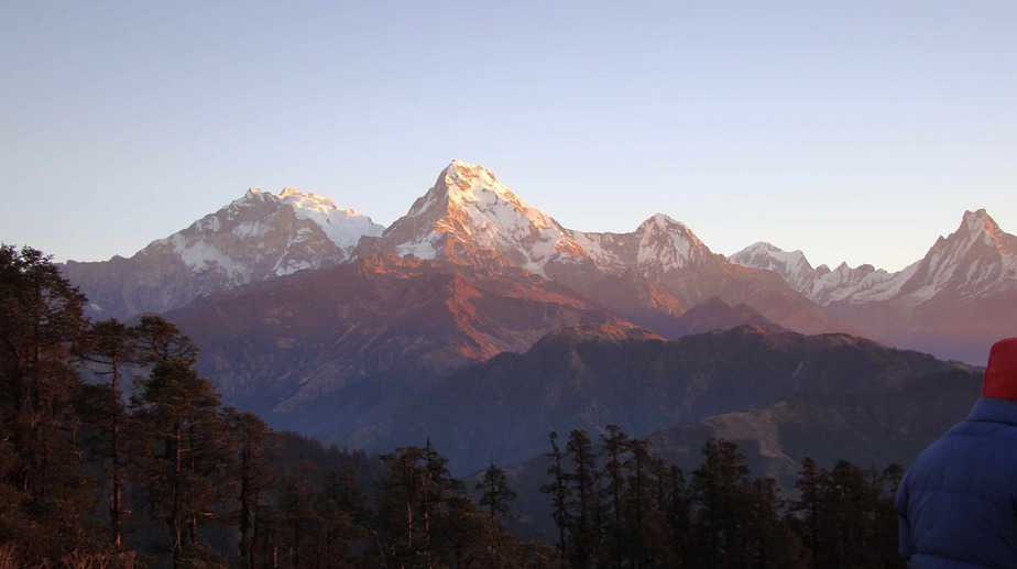 Experience the Himalayas, Mardi Himal Trek