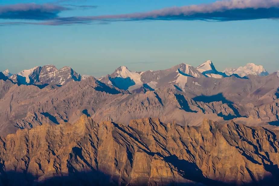 Leh Ladakh, Stok Kangri Trek