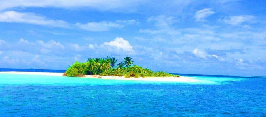 Secret Island Weekend Getaway