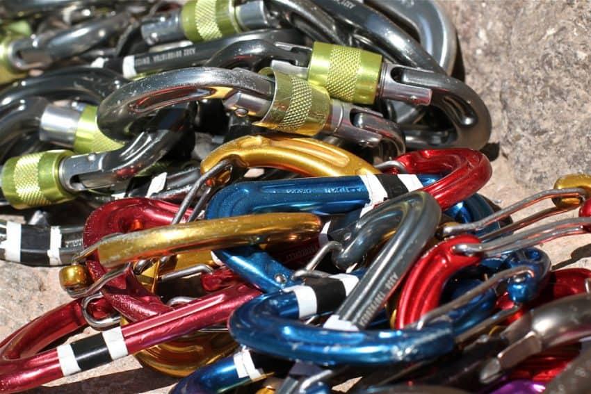 Climbing Gear Review: Carabiners