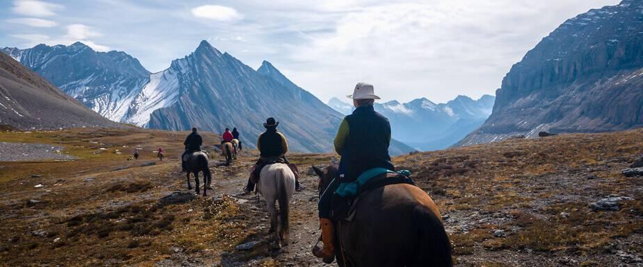 Wild Kyrgyzstan – Silk Road by Horseback Trek
