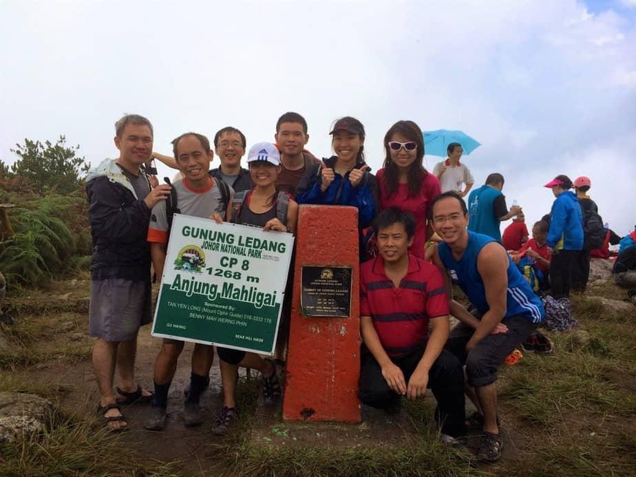 Mount Ophir (Gunung Ledang) 1 Day Hike