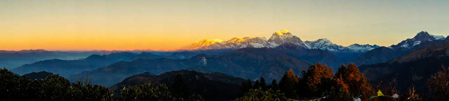 Poon Hill Trek (8 days) – Nepal