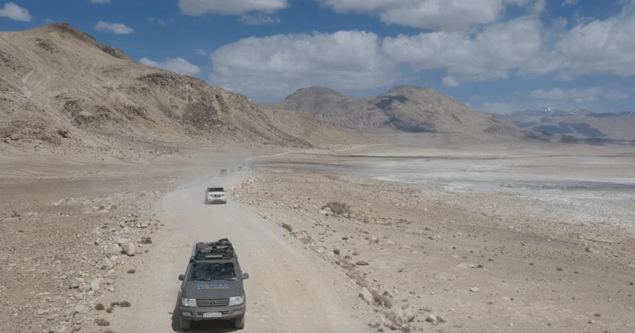 A Road less Travelled….  Pamir Highway, Tajikistan