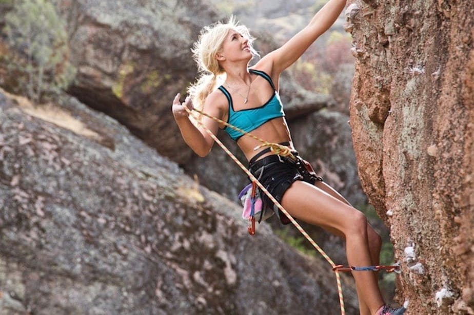 Intro to Natural Wall Rock Climbing and Abseiling