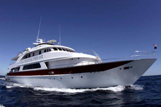 Luxury Dive Liveaboard